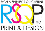Rich & Shirley's Quickprint Print and Design