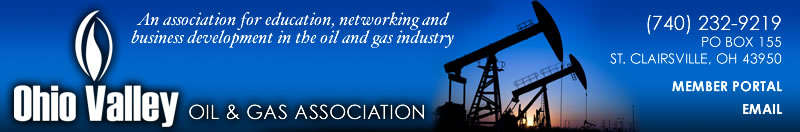 Ohio Valley Oil & Gas Association // The Ohio Valley